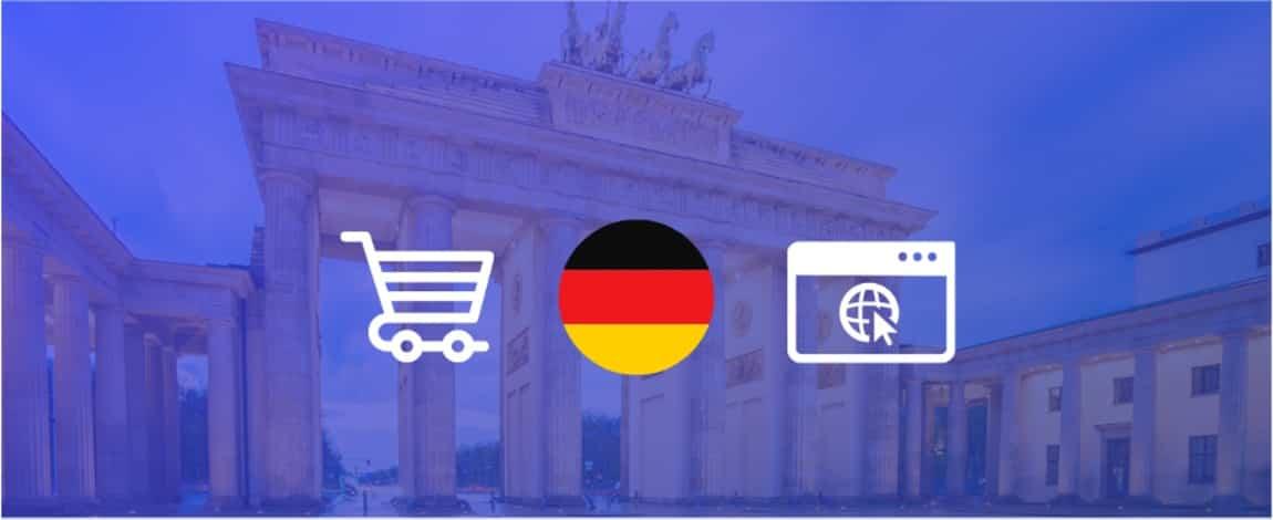 eCommerce alemão
