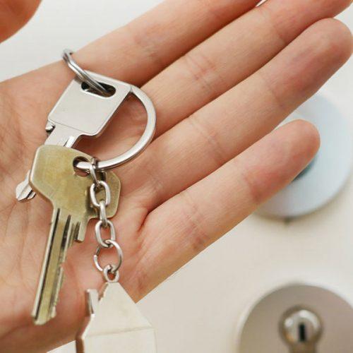 Imobiliário-chaves